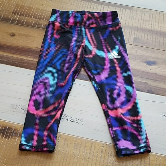 6053b77a6d9b adidas Other - Girls 2T adidas climalite pants